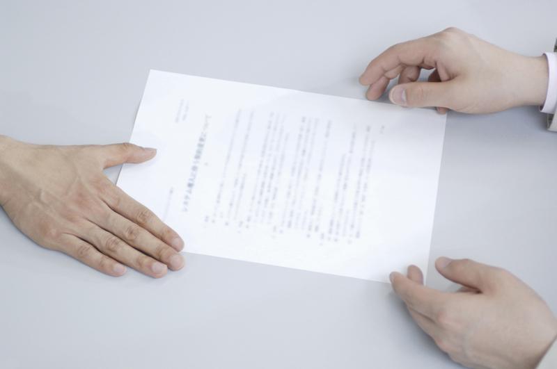 契約書のイメージ