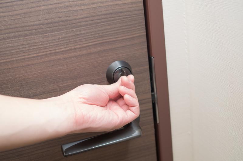 ドアの鍵イメージ