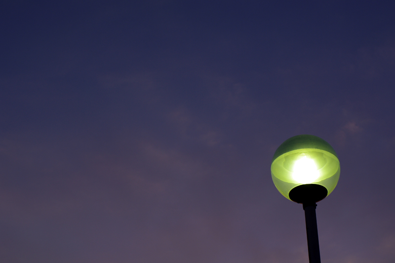 深夜のイメージ